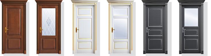 Двери серии Royal