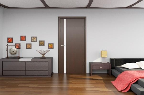 Двери под цвет мебели
