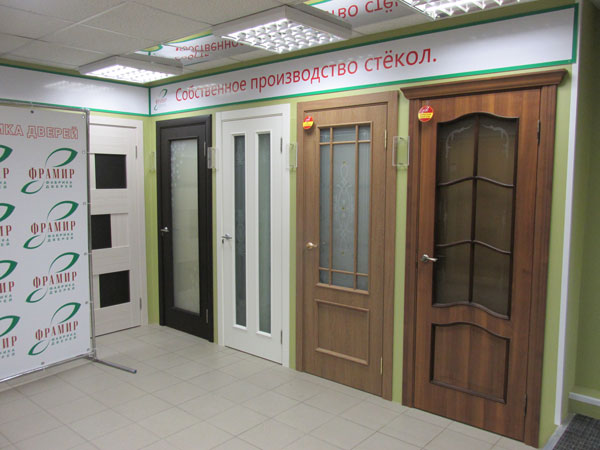 Двери фирмы Фрамир