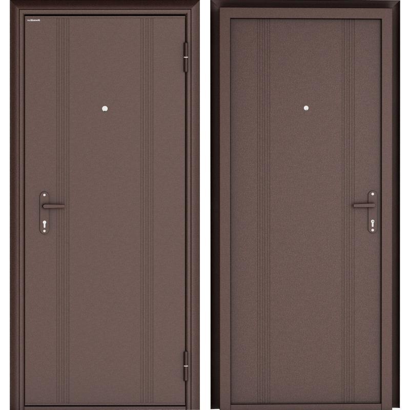 Дверь с порошковым напылением Леруа Мерлен