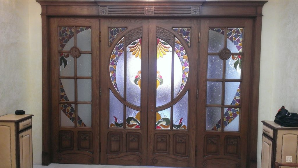 Двери для стиля модерн