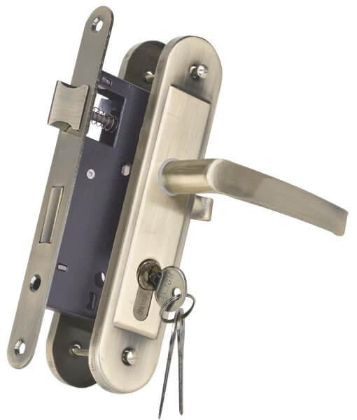 Комплект замка двери