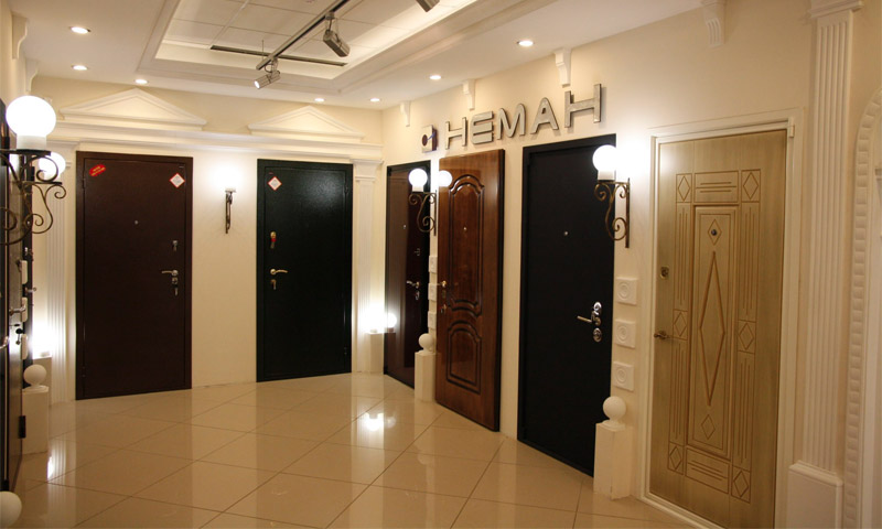 Двери от компании Неман