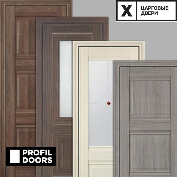Двери Профиль Дорс серии X