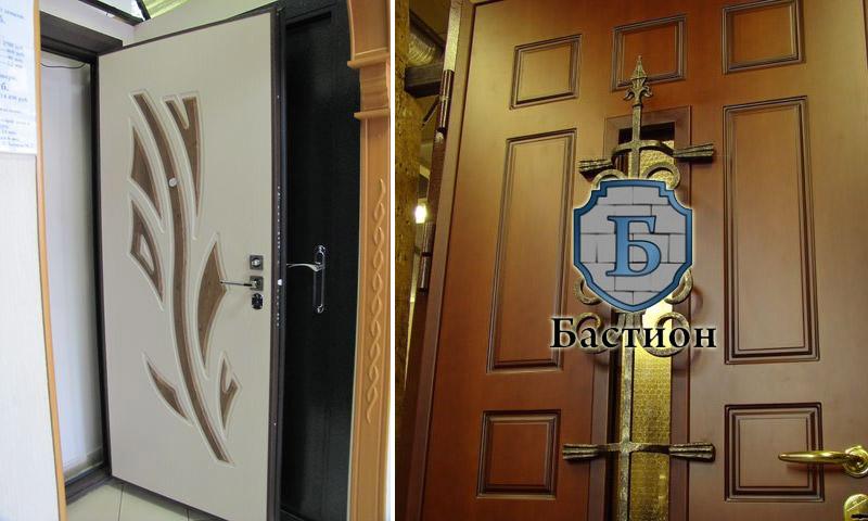 Двери фирмы Бастион