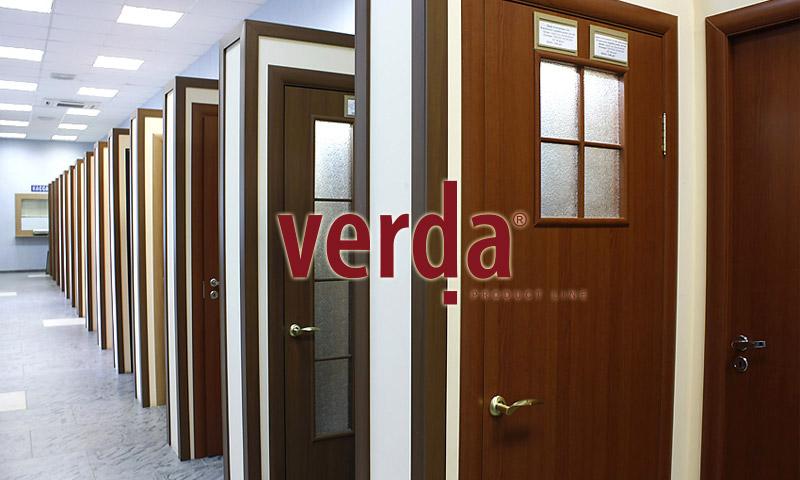 Двери фирмы Верда