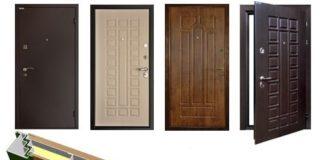 Двери с изоляцией от шумов