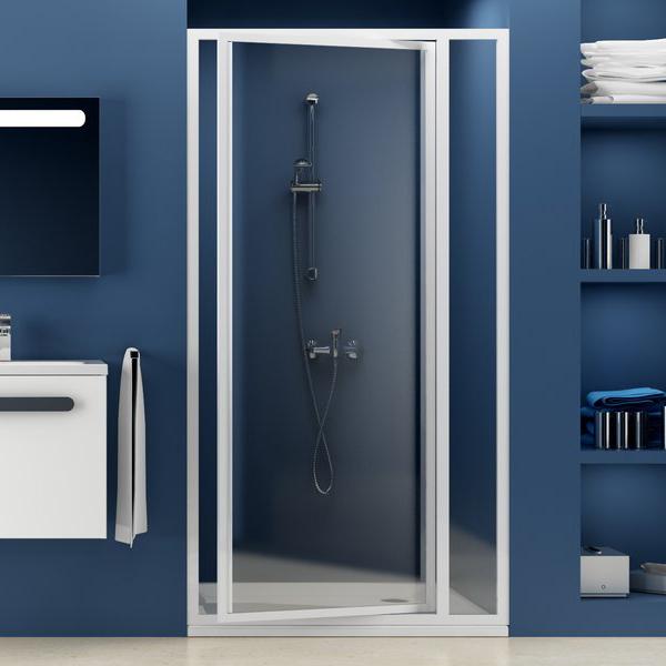 Вращающая дверь в душ