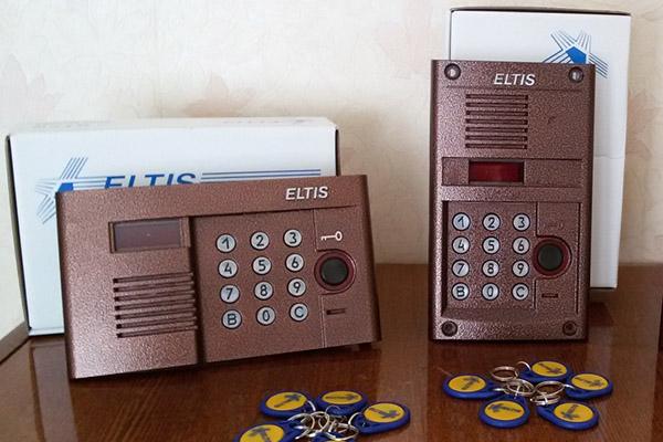 Домофоны Eltis