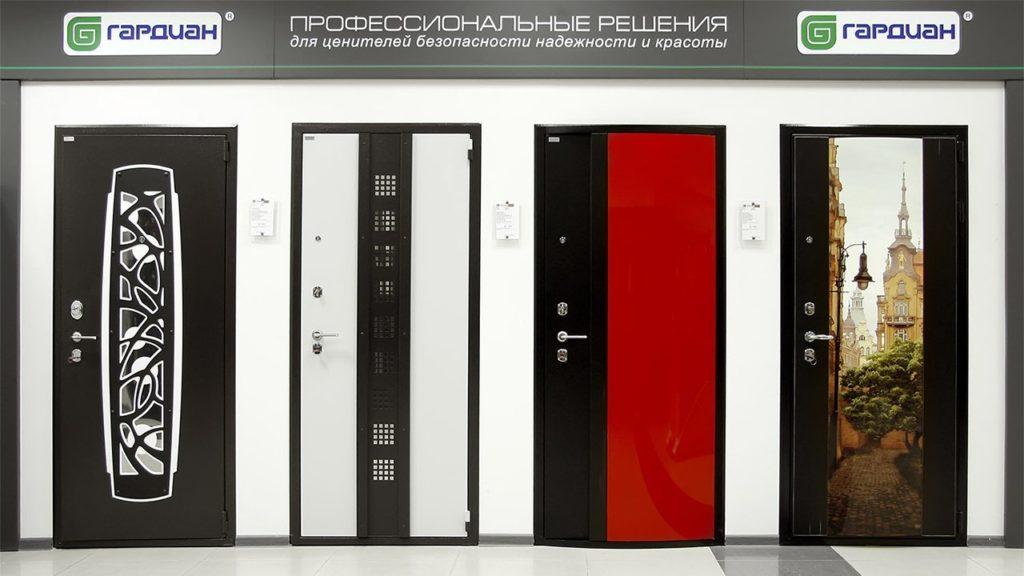 Модели дверей Гардиан