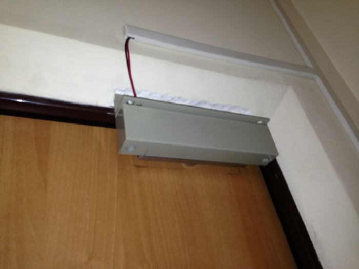 Блока электромагнитного замка