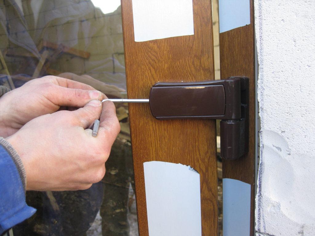Регулировка входных пластиковых дверей самостоятельно инструкция