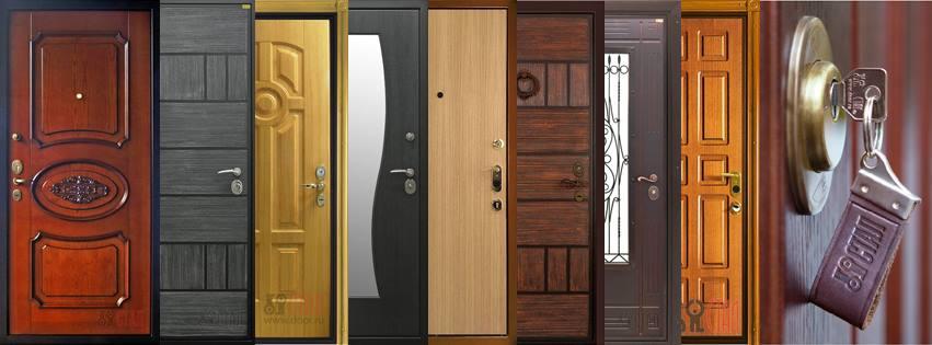 Модели дверей Стал