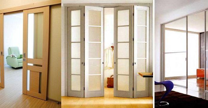 Межкомнатные двери раздвижной конструкции