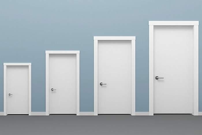 Высота дверей