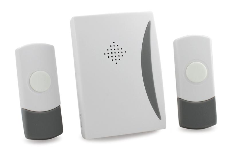 Беспроводной замок с двумя кнопками