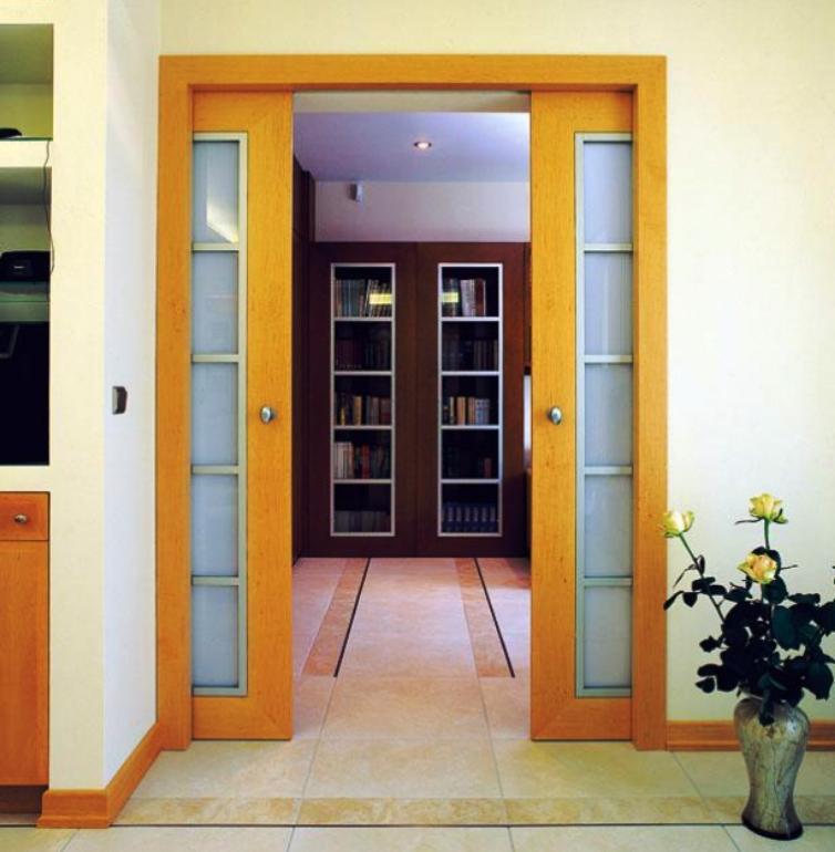 Раздвижная дверь Икеа