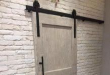 Дверь для стиля лофт