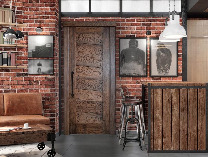 Двери для лофта