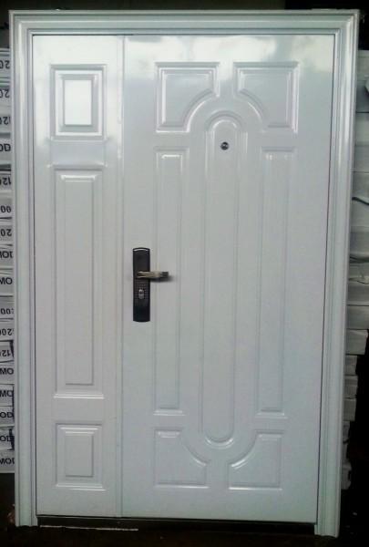 Полуторная входная дверь