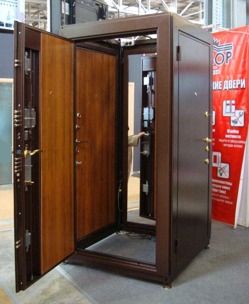 Двери компании Эльбор