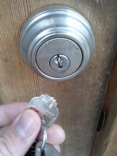 Ключ сломался в замке