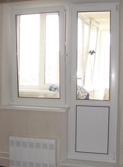 Балконная дверь в квартире
