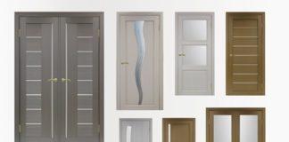 Модели дверей компании Оптима Порте