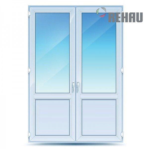 Двери Rehau