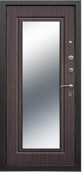 Дверь венге с отделкой пленкой