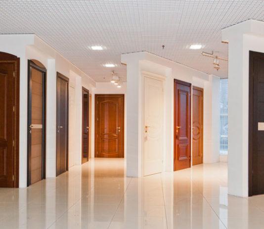 Двери компании Браво