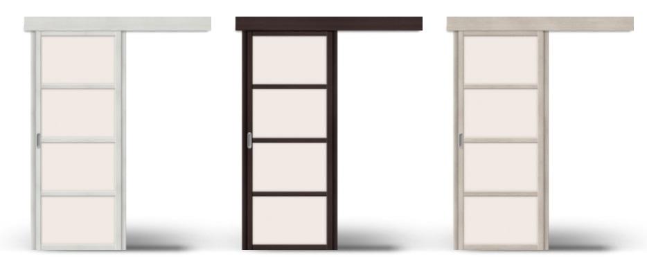 Раздвижные двери Браво