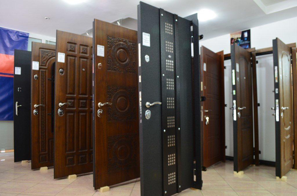 Салон металлических дверей