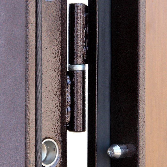 Петли железной двери