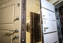 Железные двери