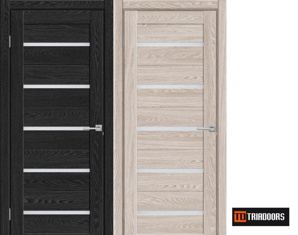 Межкомнатные двери компании Triadoors