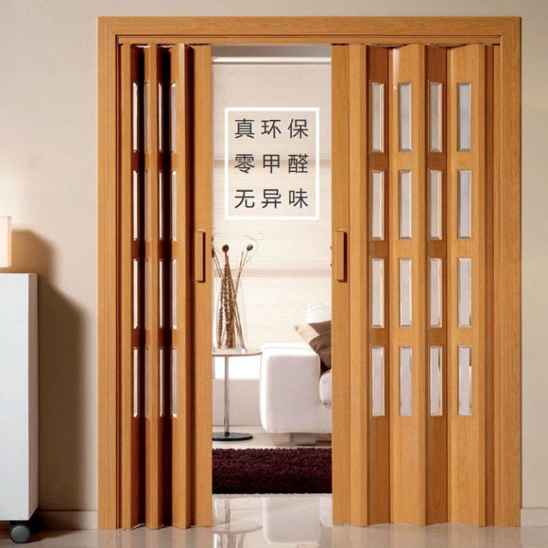 Дверь типа гармошка