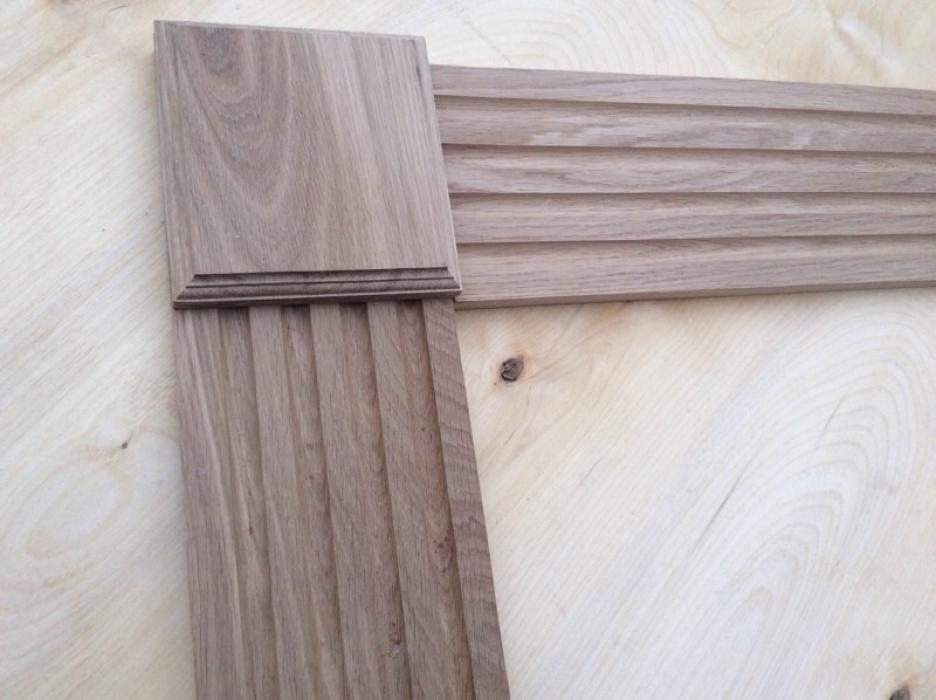 Деревянный наличник