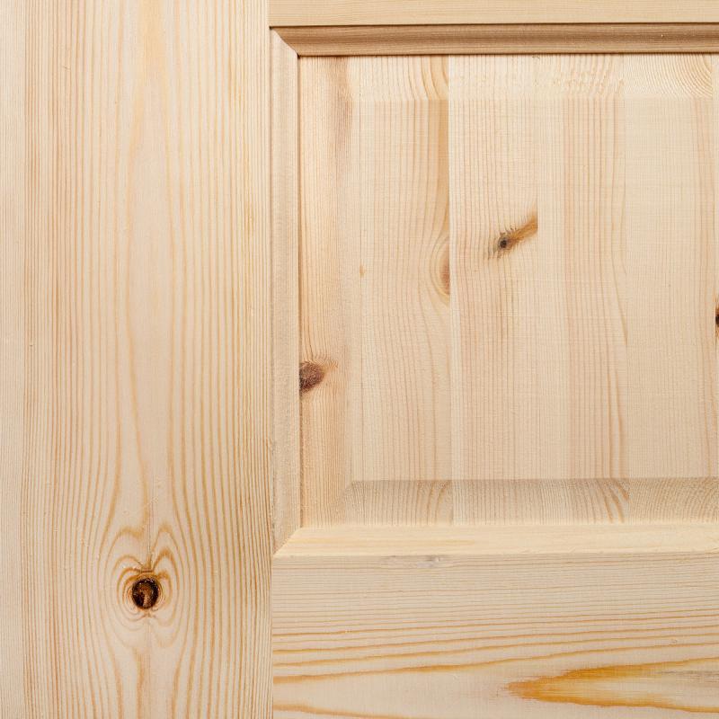 Фактура двери из сосны