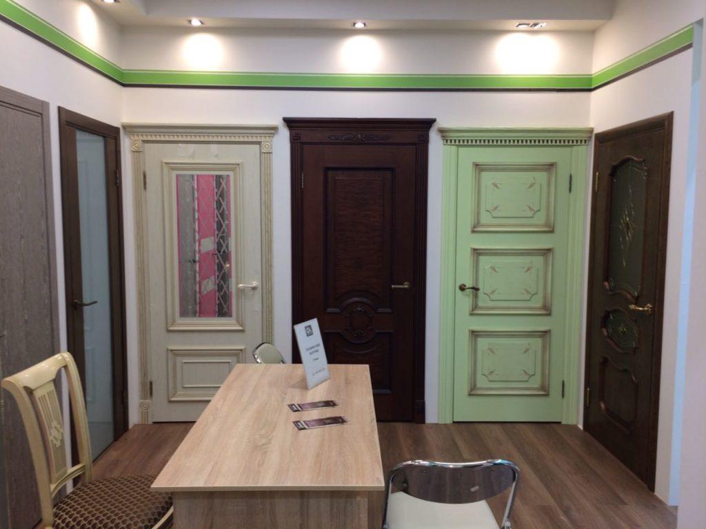 Салон дверей Onix