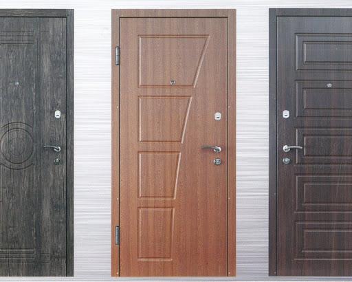 Ламинированная накладка для входной двери