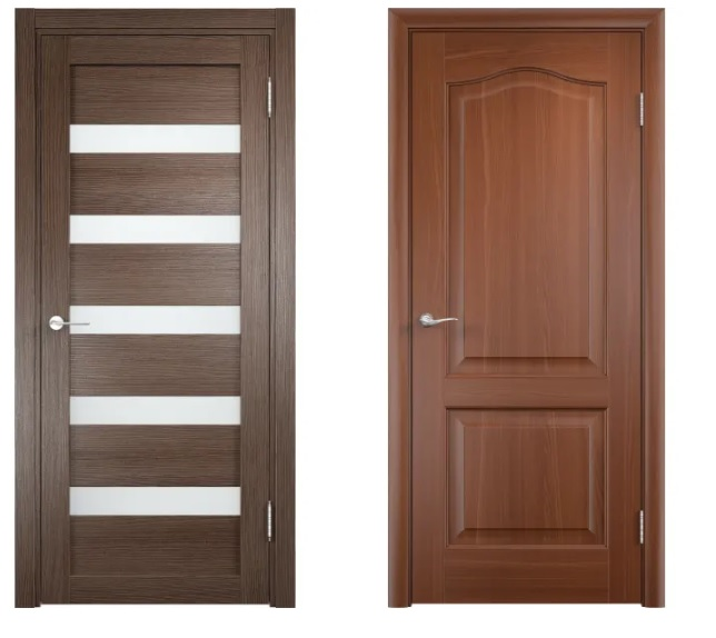 Межкомнатные двери из каталога Леруа Мерлен