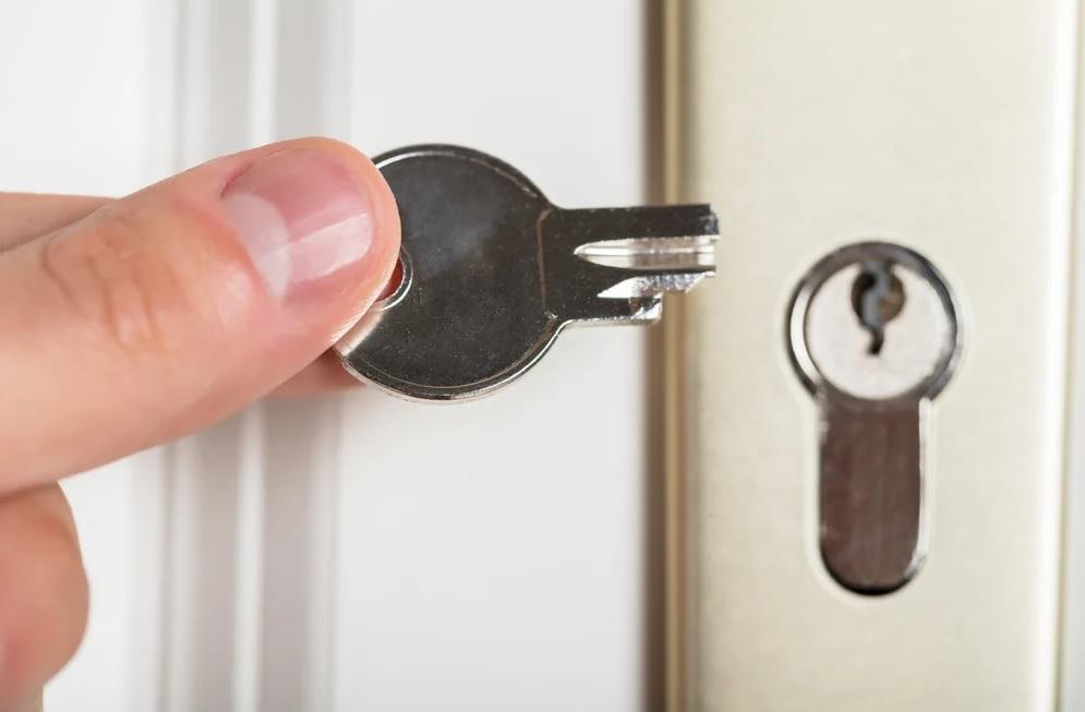 Сломанный ключ