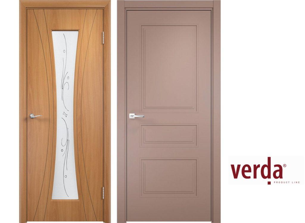 Двери компании Verda