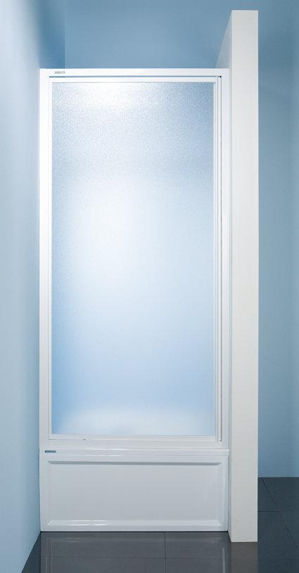 Пластиковая дверь для душа