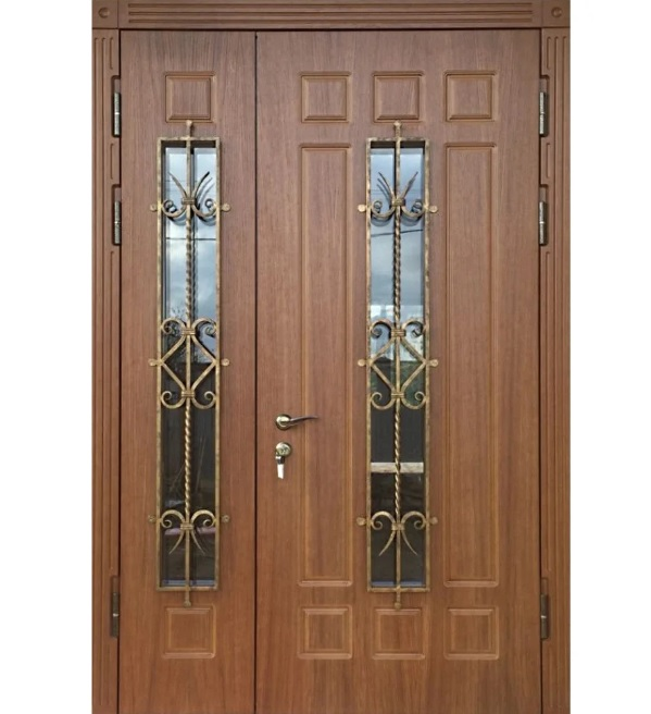 Полуторная дверь