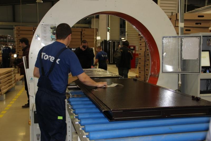 Производство дверей Torex