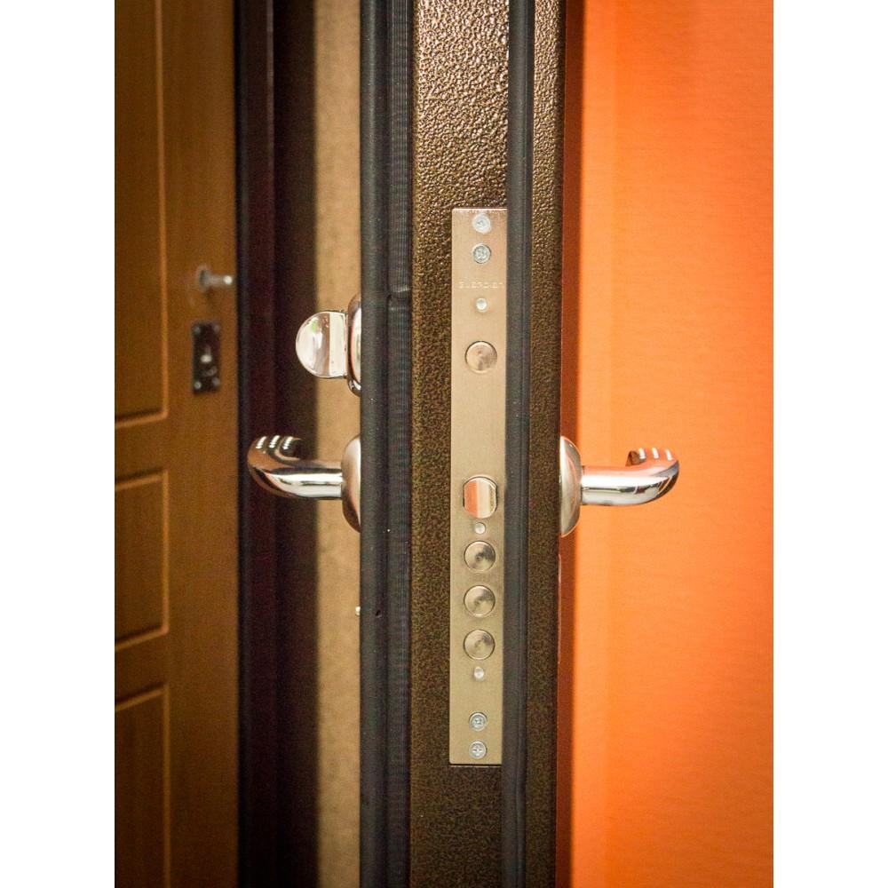 Толщина полотна двери