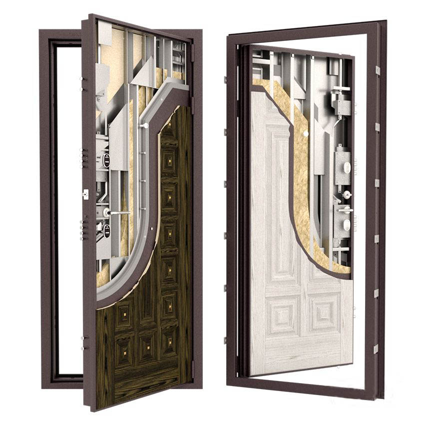 Двери 4го класса защиты