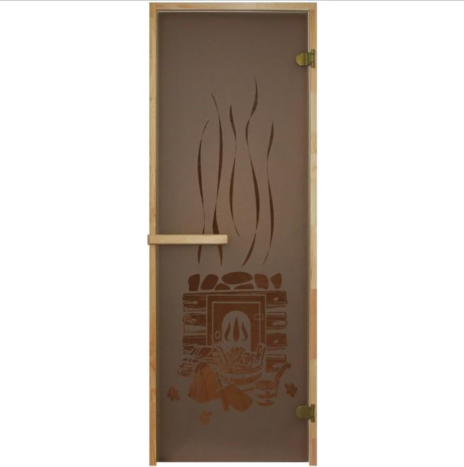 Модель двери для сауны